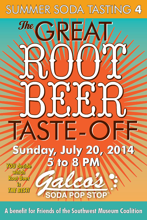 Galco's Root Beer Taste-Off